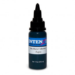Intenze Aqua - Boris from Hungary, 29ml Tattoofarbe Intenze Ink Intenze Boris Tattoobedarf