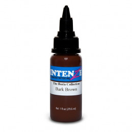 Intenze Bark Brown - Boris from Hungary, 29ml Tattoofarbe Intenze Ink Intenze Boris Tattoobedarf