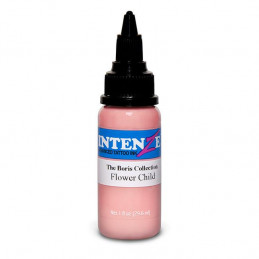Intenze Flowerchild - Boris from Hungary, 29ml Tattoofarbe Intenze Ink Intenze Boris Tattoobedarf