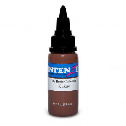 Intenze Kakao - Boris from Hungary, 29ml Tattoofarbe Intenze Ink Intenze Boris Tattoobedarf