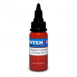 Intenze Persian Red - Boris from Hungary, 29ml Tattoofarbe Intenze Ink Intenze Boris Tattoobedarf