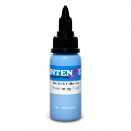 Intenze Swimming Pool - Boris from Hungary, 29ml Tattoofarbe Intenze Ink Intenze Boris Tattoobedarf