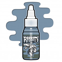 Rabbits - McCormacks Scamall Grey, 35 ml Tattoofarbe  Rabbits Ink SALE% Tattoobedarf