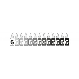 G INK 07 - 50 ml Tattoofarbe H.A.N. G Ink  Tattoobedarf