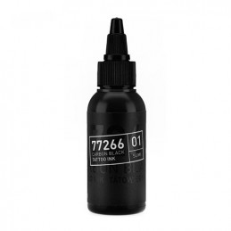 Carbon Black -Sumi 01- Tattoofarbe 50ml H.A.N. Carbon Black 50ml Tattoobedarf