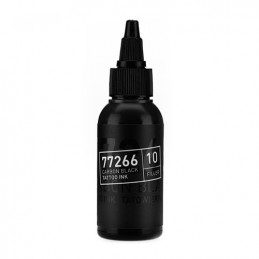 Carbon Black -Filler 10- Tattoofarbe 50ml H.A.N. Carbon Black 50ml Tattoobedarf