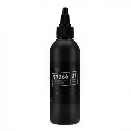 Carbon Black -Sumi 01- Tattoofarbe 100ml H.A.N. Carbon Black 100ml Tattoobedarf