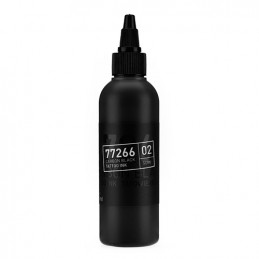 Carbon Black -Sumi 02- Tattoofarbe 100ml H.A.N. Carbon Black 100ml Tattoobedarf
