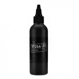 Carbon Black -Sumi 03- Tattoofarbe 100ml H.A.N. Carbon Black 100ml Tattoobedarf