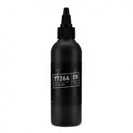 Carbon Black -Liner 08- Tattoofarbe 100ml H.A.N. Carbon Black 100ml Tattoobedarf