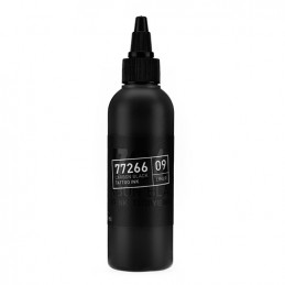 Carbon Black -Liner 09- Tattoofarbe 100ml H.A.N. Carbon Black 100ml Tattoobedarf