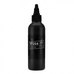 Carbon Black -Filler 11- Tattoofarbe 100ml H.A.N. Carbon Black 100ml Tattoobedarf