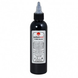 Makkuro Sumi Cobra Black 120ml Tattoofarbe Makkuro Sumi Makkuro Sumi Tattoobedarf