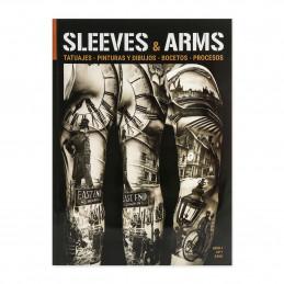 Sleeves & Arms - Tattoos - Gemälde und Zeichnungen - Skizzen - Prozesse  Bücher / DVDs Tattoobedarf
