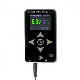 Critical-XR-Power Supply - Netzgerät Critical Netzgeräte/ Fußtaster Tattoobedarf