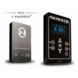 Nemesis Power Supply - MX 2 Kwadron Netzgeräte/ Fußtaster Tattoobedarf