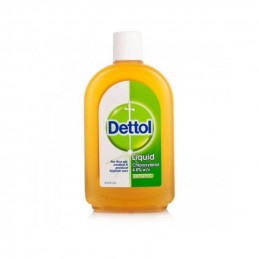 Dettol Antiseptic Liquid, 500ml  Seife/ Green Soap Tattoobedarf