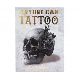 Anyone Can Tattoo - Henry Anglas  Bücher Tattoobedarf