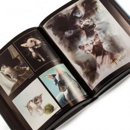 Meows & Roars of Inspiration: The Cat Art Project, Buch  Bücher / DVDs Tattoobedarf