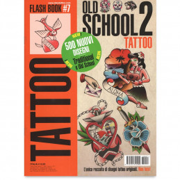 Old School 2, Tattoo Vorlagen Heft  Bücher / DVDs Tattoobedarf
