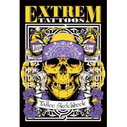 Extrem Tattoos - Volume 1, Buch  Bücher Tattoobedarf