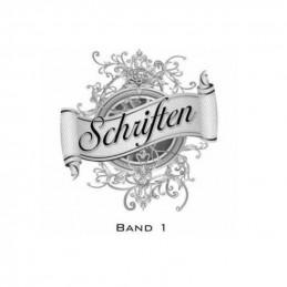 Schriften - Band 1, Tattoovorlagen Buch  Bücher / DVDs Tattoobedarf