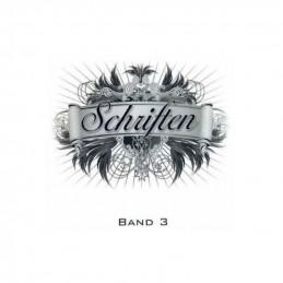 Schriften - Band 3, Tattoovorlagen Buch  Bücher / DVDs Tattoobedarf