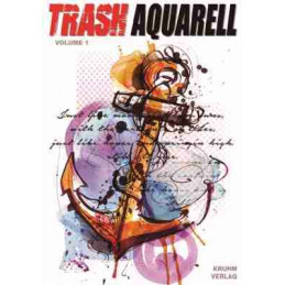 Trash Aquarell - Vol.1, Buch, Bildband  Bücher Tattoobedarf