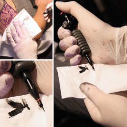 Wischtücher Haut, Magic Wipes, 35 Tücher  Verbrauchsartikel Tattoobedarf