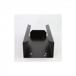 Handschuhhalter aus Metall, schwarz, Unigloves Unigloves Studiozubehör Tattoobedarf