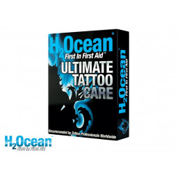H2Ocean - Ultimate Tattoo Care-System H2Ocean H2Ocean Tattoobedarf