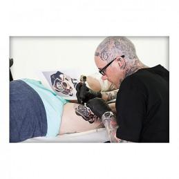 Benjamin Laukis - Contrast in Realistic Still Life Tattooing, DVD  Bücher / DVDs Tattoobedarf