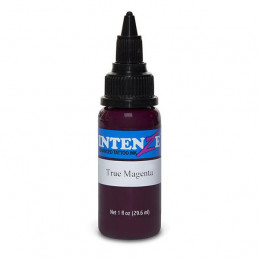 Intenze Ink True Magenta, 29ml Tattoofarbe Intenze Ink Intenze Single Colors Tattoobedarf