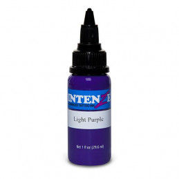 Intenze Light Purple, 29ml Tattoofarbe Intenze Ink Intenze Single Colors Tattoobedarf