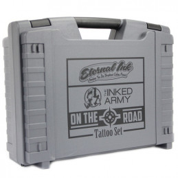 ETERNAL INK - On the Road Travel Case The Inked Army Studiozubehör Tattoobedarf