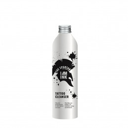 The Spartan - Tattoo Cleanser - Concentrate - 250ml  Seife/ Green Soap Tattoobedarf