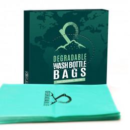 Schutzhüllen ECO für Wasserflaschen - biologisch abbaubar, 100 Stück  Verbrauchsartikel Tattoobedarf