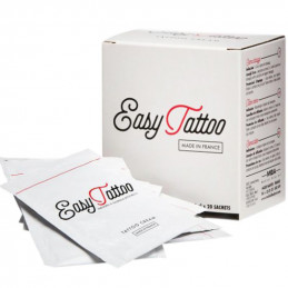Easy Tattoo Aftercare Creme 20x 4ml Easy Tattoo Easy Tattoo Tattoobedarf