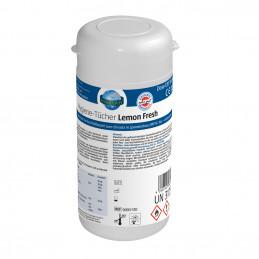 120 Hygienetücher im Spender, Unigloves Unigloves Flächen Desinfektion Tattoobedarf