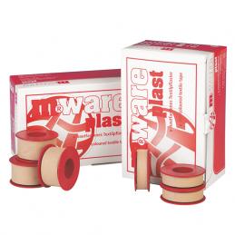 12x Textil Rollen-Pflaster zur Verbandfixierung  Verbrauchsartikel Tattoobedarf
