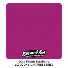 Eternal Ink - Electric Raspberry, 30 ml Tattoofarbe Eternal Ink Standard Colors Tattoobedarf