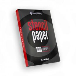 Stencil Paper, Handskizze & Thermokopierer, Bodysupply Bodysupply Papier Tattoobedarf