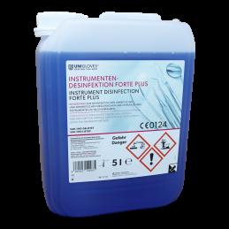 Unigloves Instrumente Desinfektion Forte Plus, 5 Liter Unigloves Instrumente Desinfektion Tattoobedarf